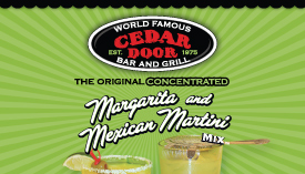 Cedar Door Original Mexican Martini Mix