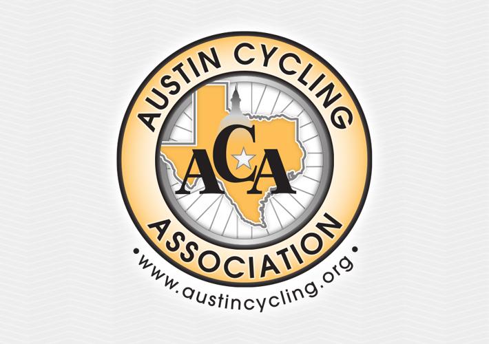 Austin Logo Design Austin Cycling Association Alyson