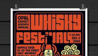 2009 Whisky Festival