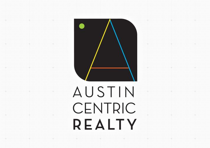 Austin Logo Design Austin Centric Realty Alyson Design