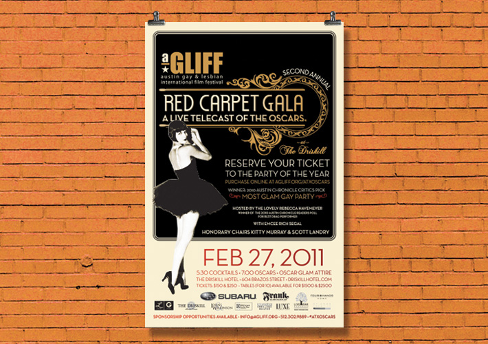 2011 aGLIFF Red Carpet Gala