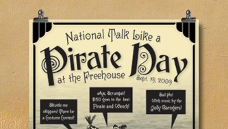 2009 Talk Like a Pirate Day