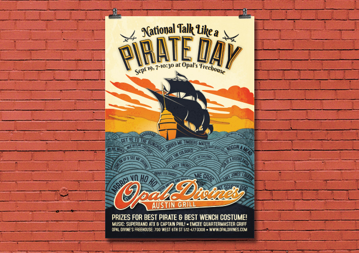 2012 Talk Like a Pirate Day