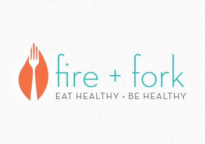 Austin Logo Design Fire Fork Alyson Design Austin Tx